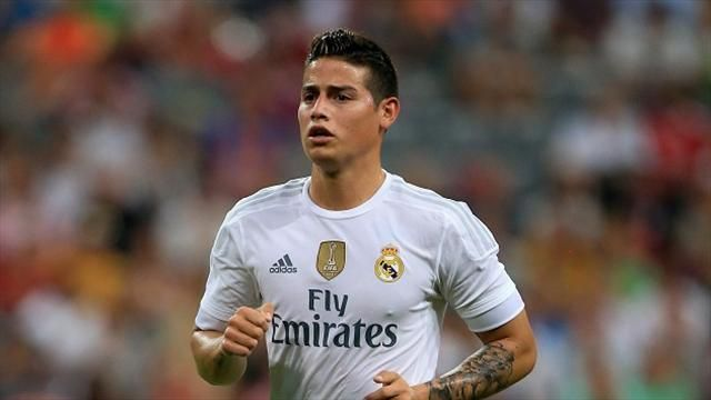 james rodriguez man united