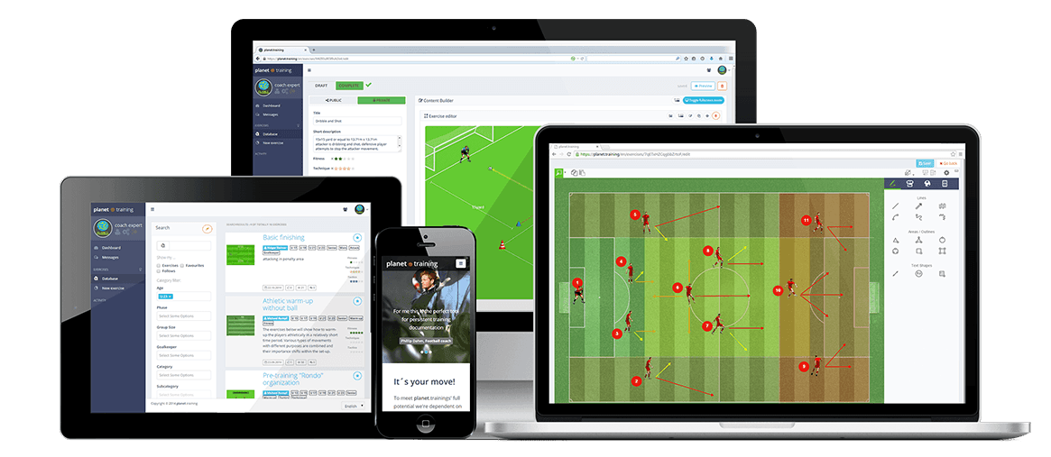 football tactics creator