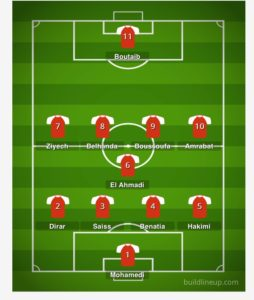 morocco formation fifa 18