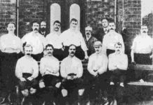 PRESTON NORTH END'S 'OLD INVINCIBLES' OF 1888/1889