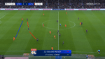Barcelona 5:1 Lyon : Tactical Analysis