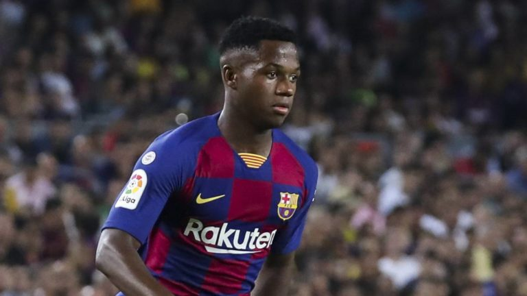 Barcelona prodigy's first coach claims he has never seen anybody like him