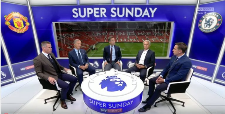 Jose Mourinho's post match tactical analysis of Man United 4:0 Chelsea [Video]