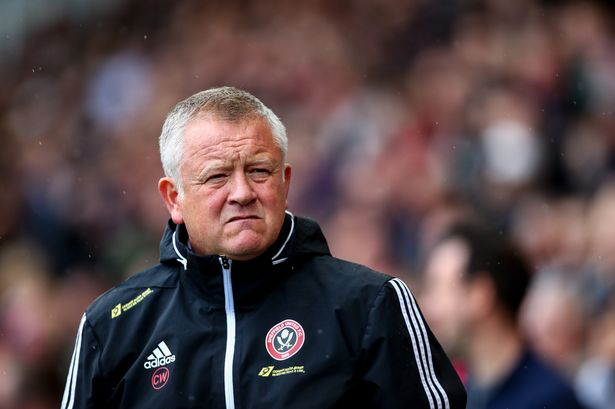 A look at Chris Wilder's tactics at Sheffield United