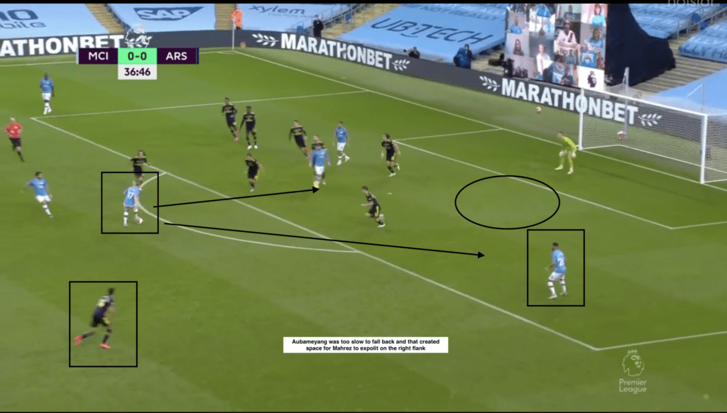Man City 3:0 Arsenal Tactical Analysis- The Master vs The ...